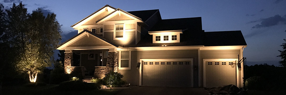 Exterior Lighting by Showcase Lighting in Plymouth, MN